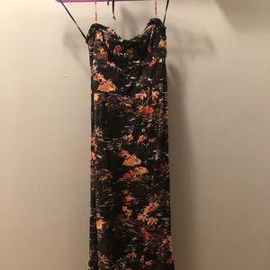 FreePeople midi Hawaii dress, Size 2/small